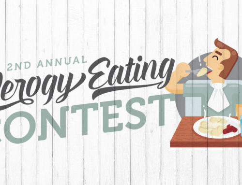 Perogy Eating Contest